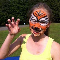 Hello Tiger! Grrr