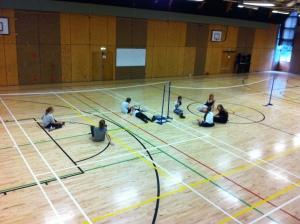 Badminton Rest