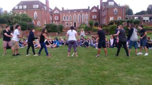 House games tug of war
