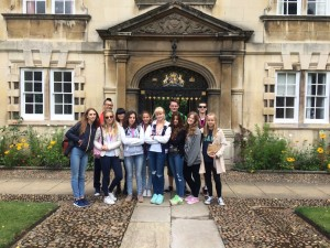 Paul's class in Christ's College