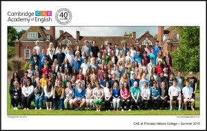 PH1 - 2015 Course Photo