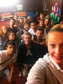 Team Selfie!