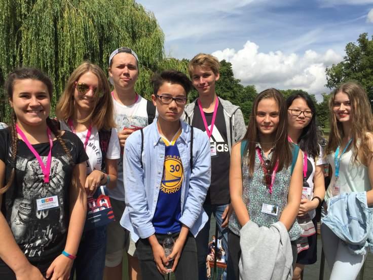 Cambridge trip