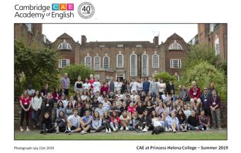 PHC2 course photo 2019